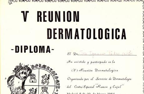 Dermatología «Ramón y Cajal»