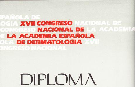 Congreso Academía Española Dermatología