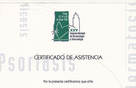 XXV Congreso de dermatología y venereología