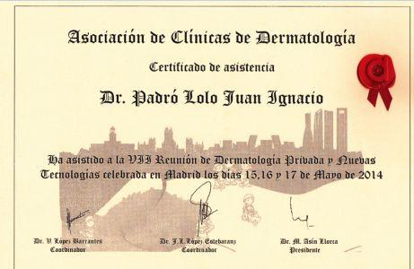 Dermatología privada y nuevas tecnologías